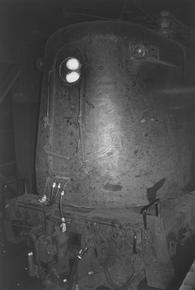 GGI Electric Engine, Penn Station, 1980 (T-4104)