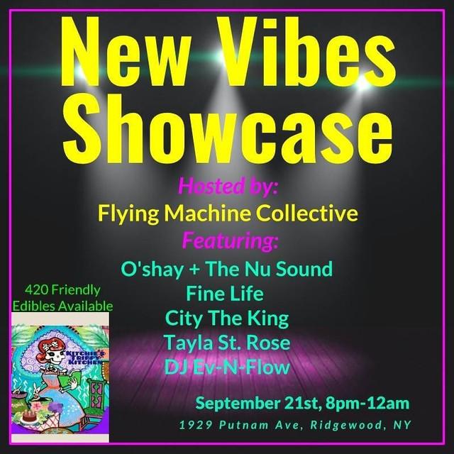 New Vibes Showcase