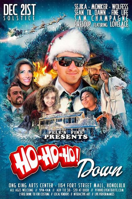 Pele's Fire Presents Ho-Ho-Ho Down