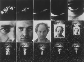 Falling Through Time, 1982 (FTT-03)