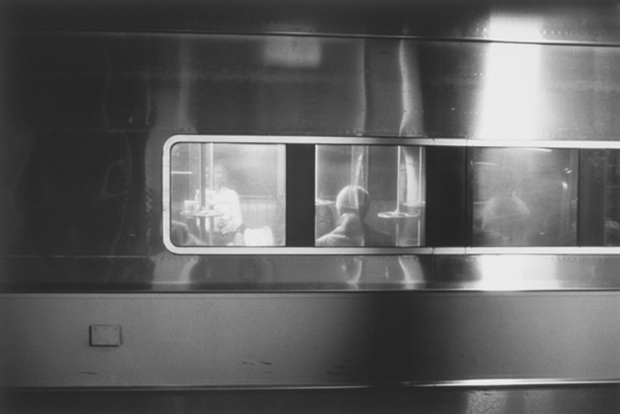 Before Departure, Penn Station, 1981 (T-08)
