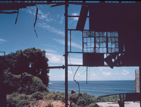 Abandoned Sugar Mill, Hawaii, 1985 (HR-02)