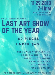 Last Art Show of the Year