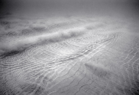 Wave Patterns on Sand (O-309)