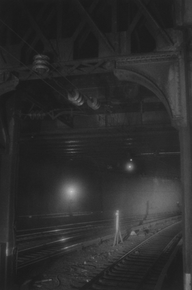 Track Grand Central Station, 1981 (T-02)