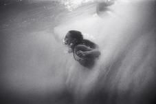 Through a Breaking Wave (B-396)