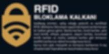 Goldberg RFID Bloklama Kalkanı