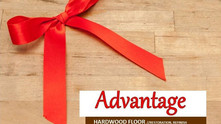 Hardwood Floor Care Tips // Holiday Season//Calgary