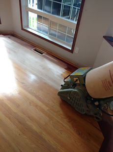 Hardwood floor refinishing Calgary