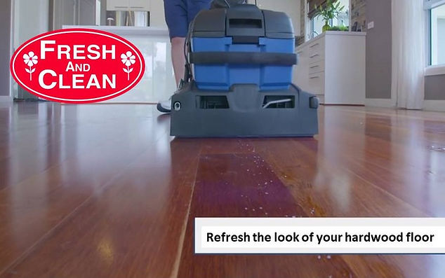 deep cleaning wood floors calgary
