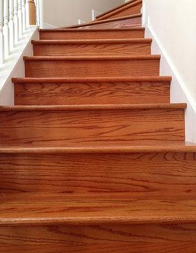 hardwood stairs calgary