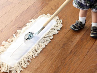 Calgary - Protect Your Hardwood Floors from Winter