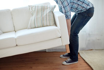 Hot to Keep Your Hardwood Floors Scratch Free - moving furniture?