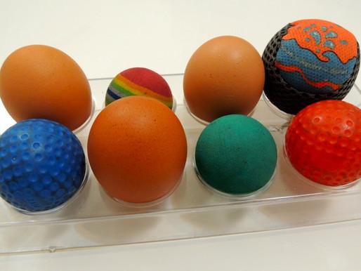 Fake Eggs of China