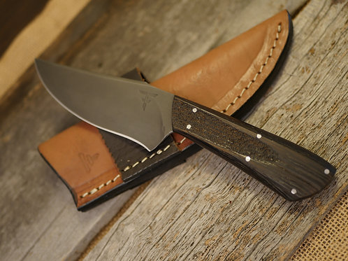 Blackout Recurve Hunter - Wenge Stainless Pins