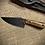 Thumbnail: Small EDC Knife (Mini Chef) w/ Sheath