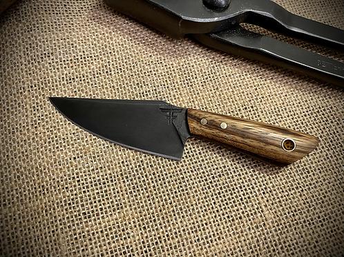 Small EDC Knife (Mini Chef) w/ Sheath