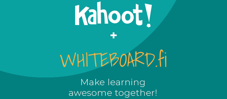 Kahoot! Acquires Whiteboard.fi