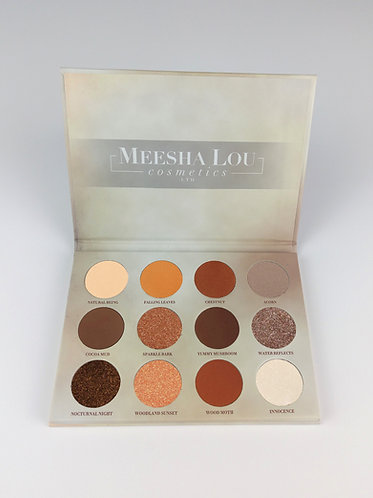 The Fawn Palette