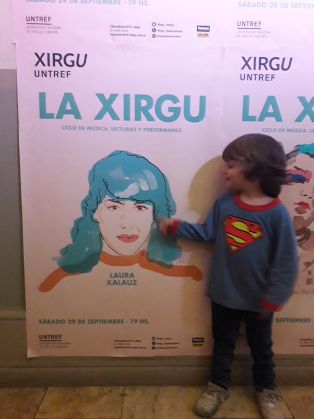 PROYECTO PEQUEÑO 29/10 19.00 hs en el ciclo La Xirgu: mujeres rupturistas hoy en la cultura y el art