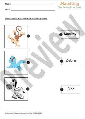 Animals Name - 2