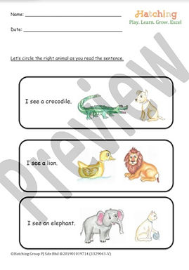 Reading Comprehension - 1