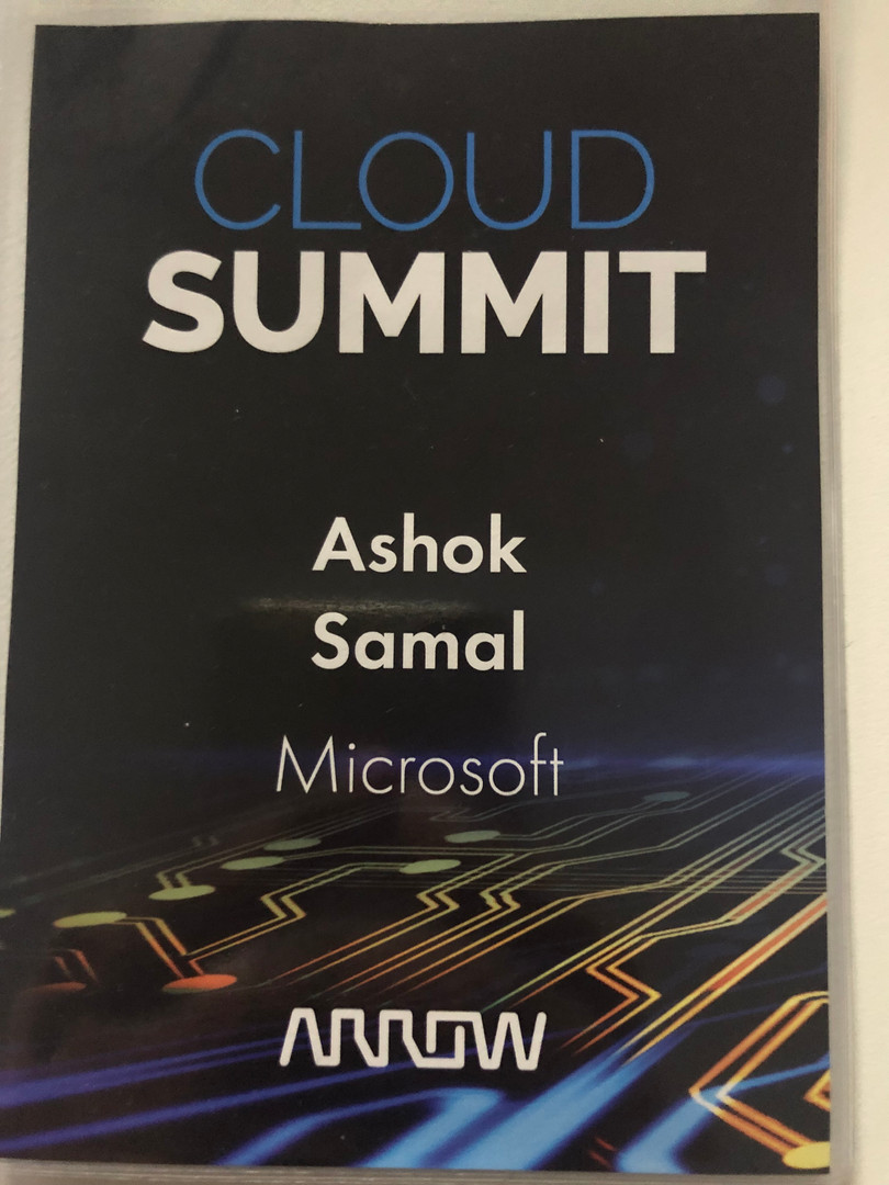 Cloud Summit 2018-Finland