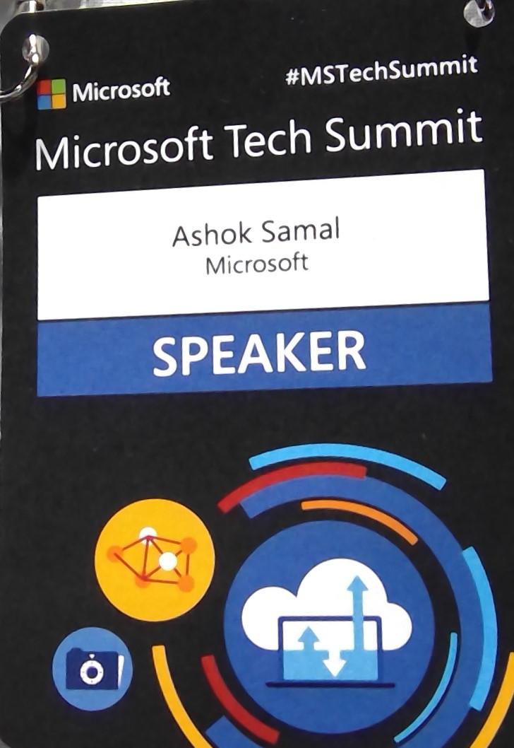 MS Tech Summit-Denmark