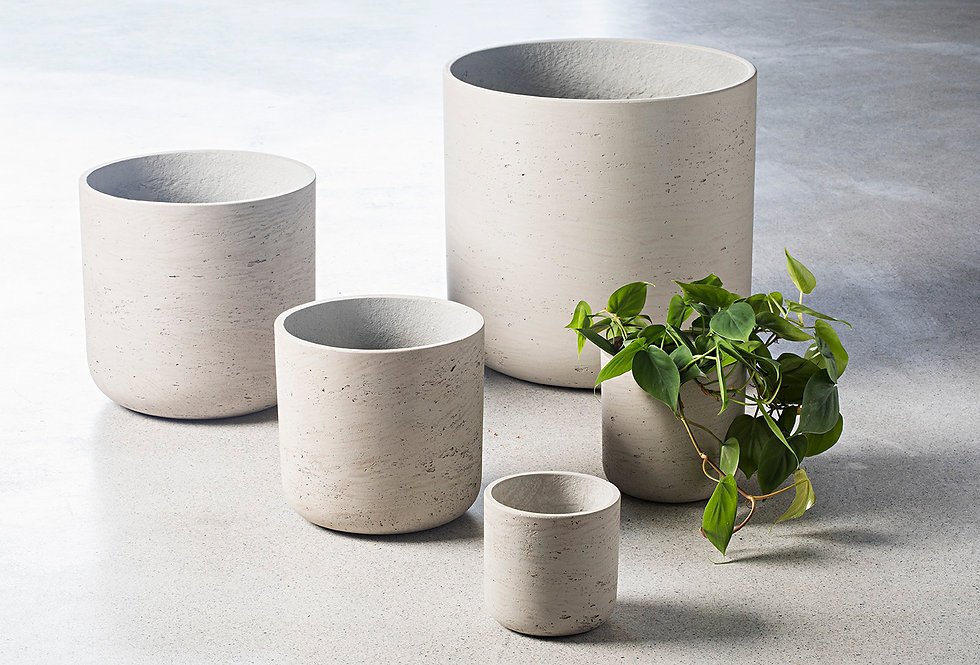 vaso CIL Grey