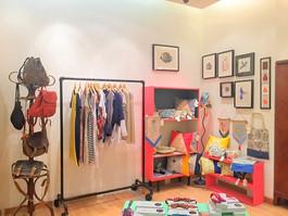Designer shop in Bordeaux, France