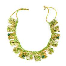 Camomilla tea necklace