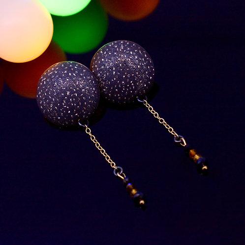 Starry Universe Earrings