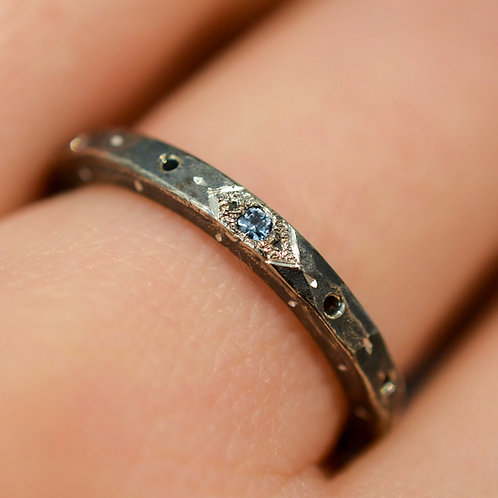 Delicate Sapphire Ring