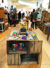 Designer shop in Nantes