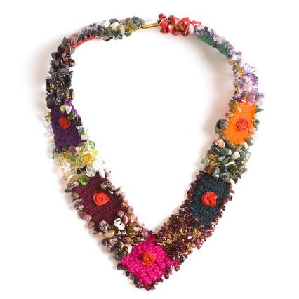 Grandmother's birthday necklace