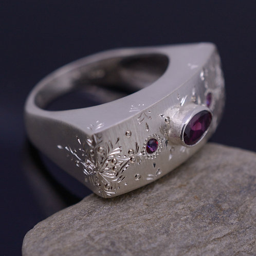 Red Velvet Ring