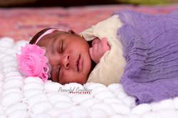 Sleepy Newborn Photography
