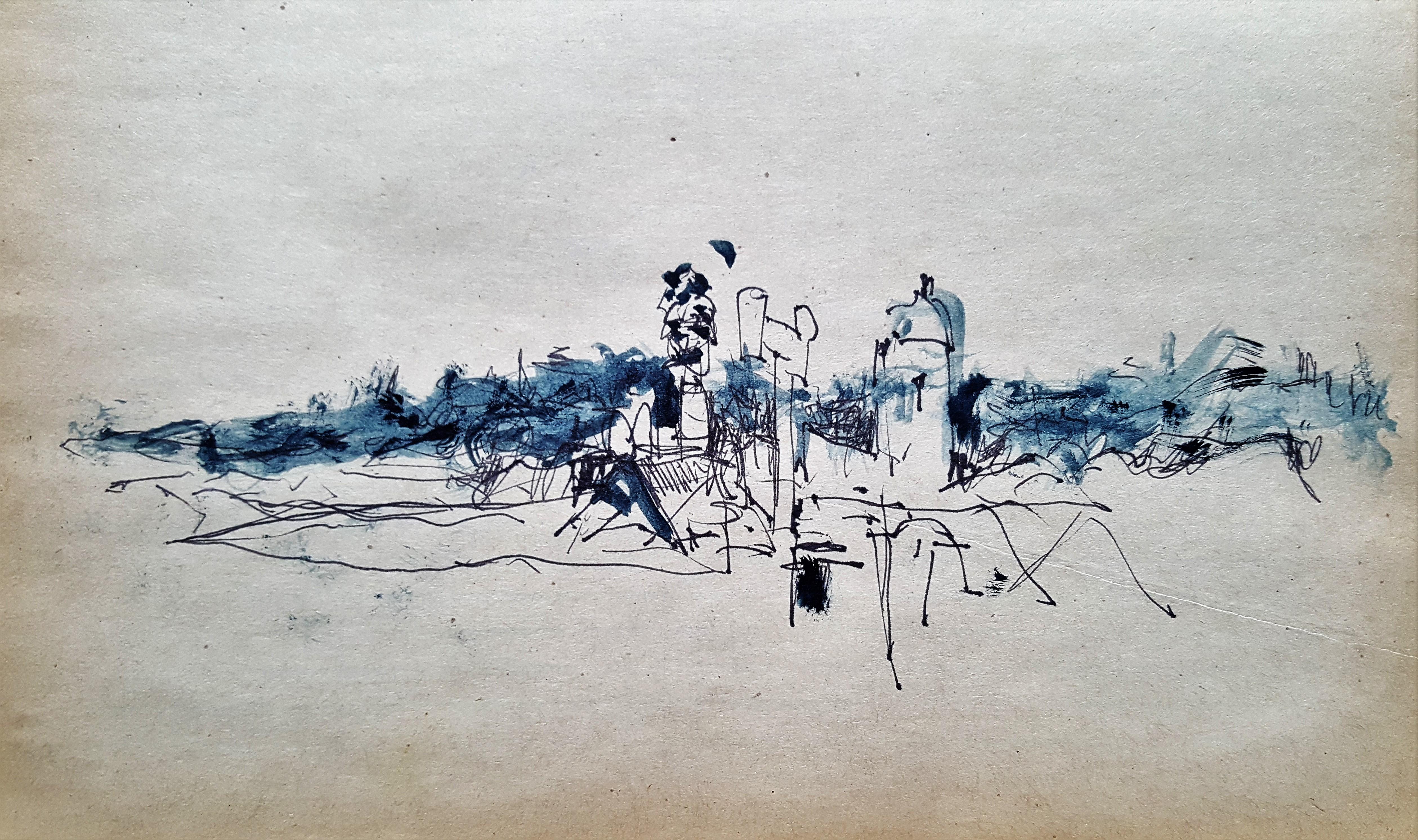Villeneuve les Avignon Chartreuse les toits