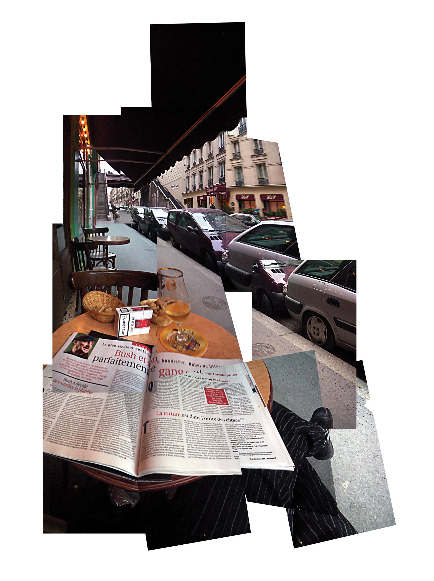 Rue Pierre Sémard Paris