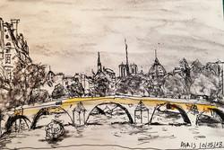 Paris pont neuf2