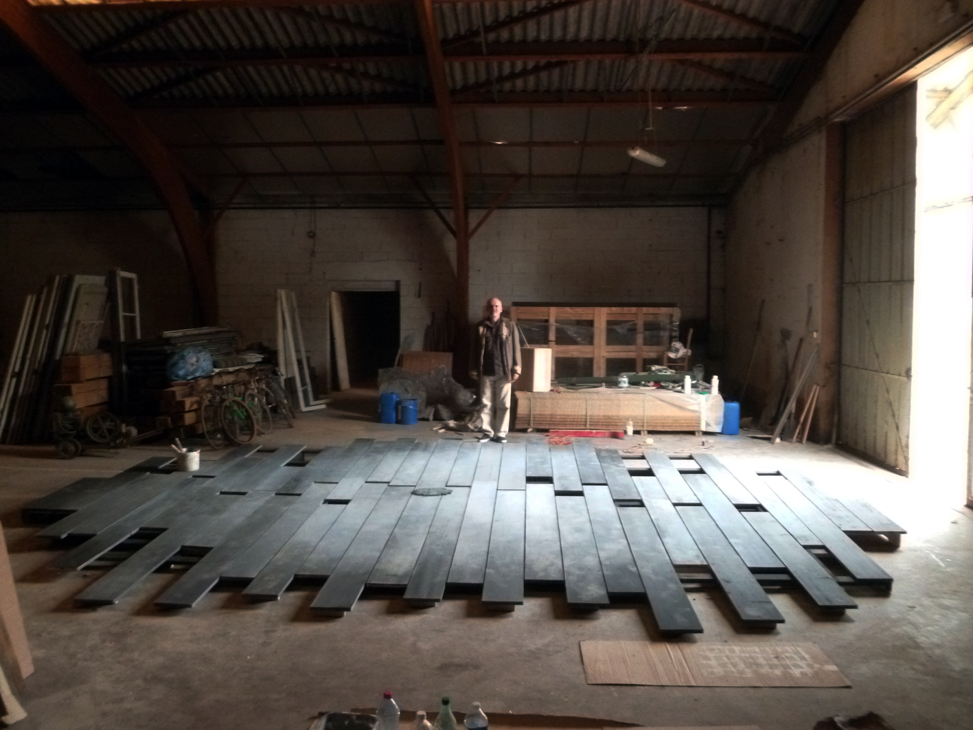 Atelier construction