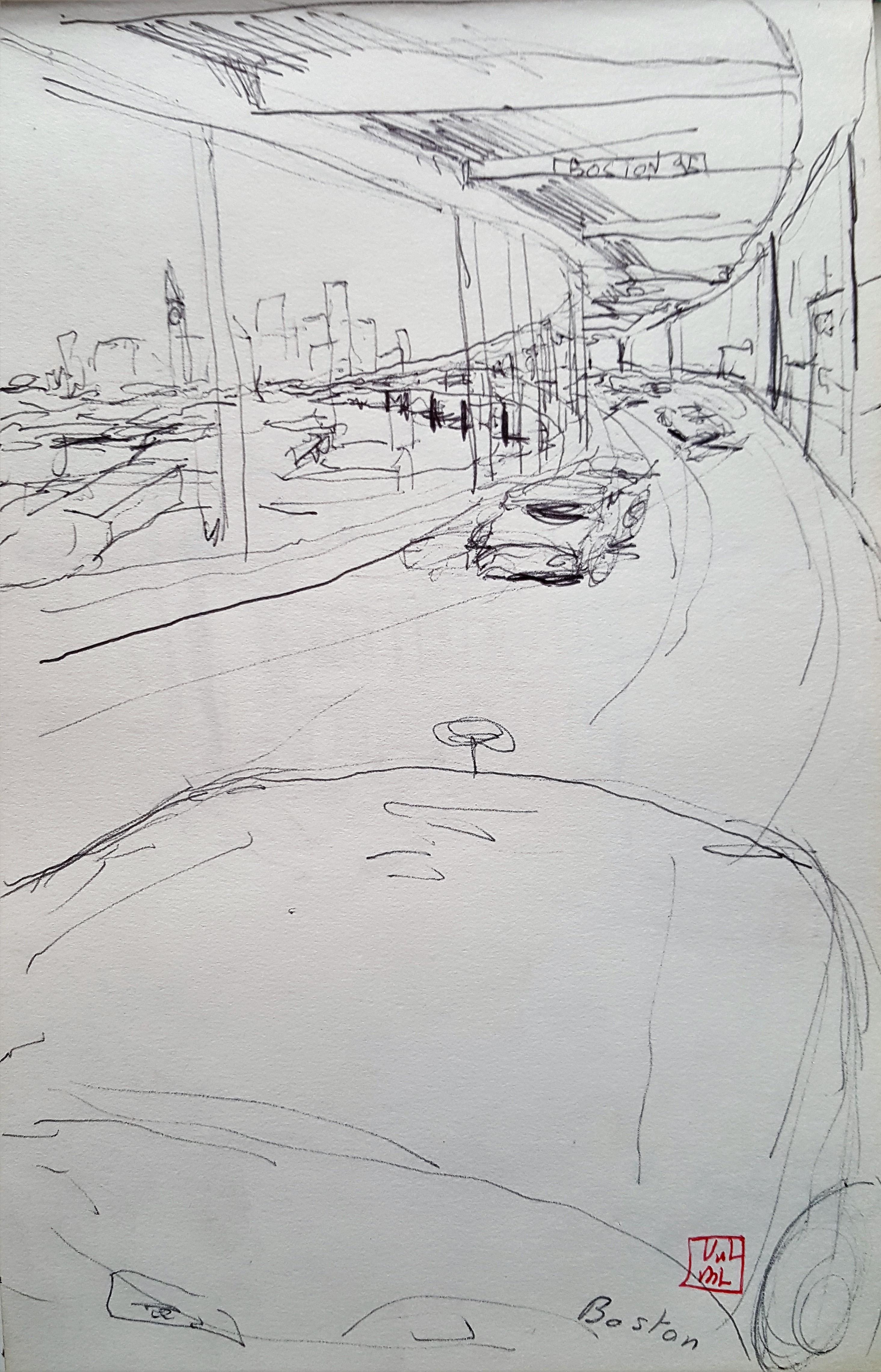 Boston autoroute