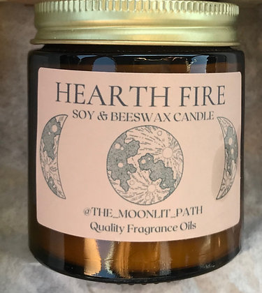 Hearth Fire Candle