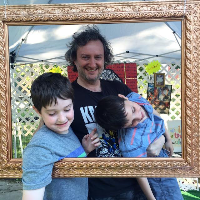 inspired by Lorraine O'Grady's Art is.._