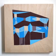 Building Abstraction on wood _2