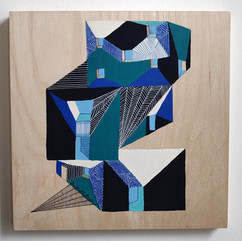 Building Abstraction on wood _4