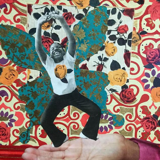 Butterfly Bloom by Élan Cadiz