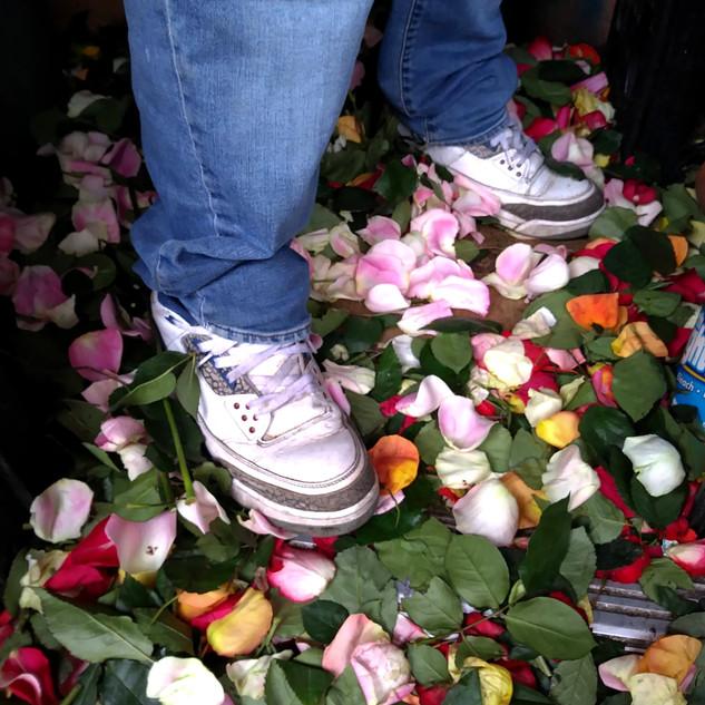 Florist Feet