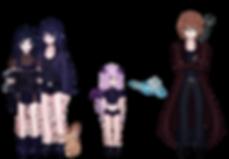 Etrnal Shadows Saga1 by. JuSoDa