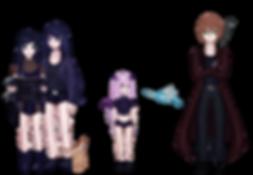 Eternal Shadows Saga 1